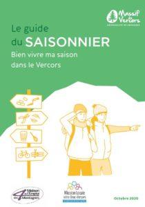Guide des saisonners Vercors oct 2020