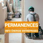 Permanences energie entreprises